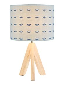 Dickins & Jones Penzance print table lamp