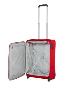 Samsonite Base boost red 2 wheel 55cm cabin suitcase