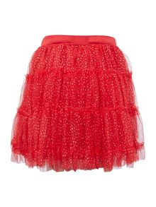 Bardot Junior Girls Glitter Tutu Skirt