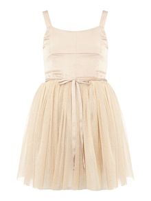 Bardot Junior Girls Strappy Tutu Dress