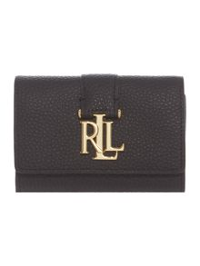 Lauren Ralph Lauren Carrington small flap over purse