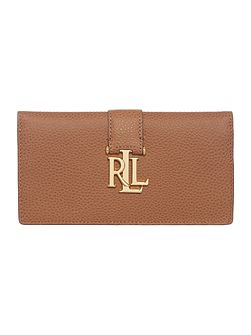 Carrington large zip around purse