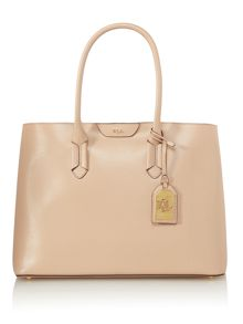 Lauren Ralph Lauren Tate city tote bag