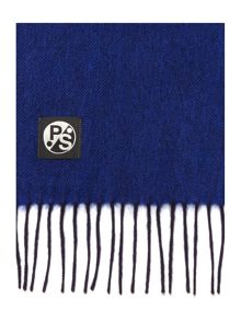 Paul Smith London Two Colour Knit Scarf