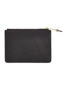 Lauren Ralph Lauren Carrington novelty black card case