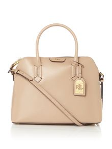 Lauren Ralph Lauren Tate dome satchel bag