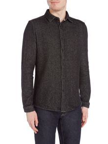 Only & Sons Cotton Long-Sleeve Over-Shirt