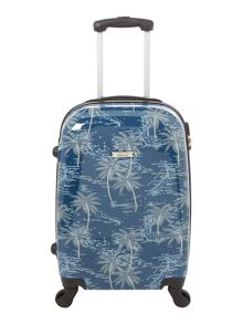 Linea Journey 4 wheel hard cabin suitcase
