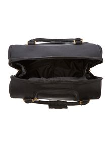 Biba Opulence black wheeled travel bag