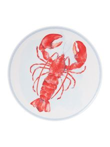 Linea Lobster Dinner Plate
