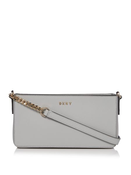 DKNY Saffiano small chain shoulder bag