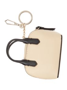 DKNY Mini satchel bag charm