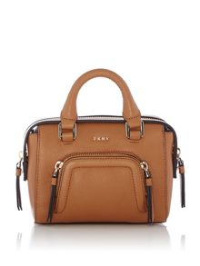 DKNY Chelsea vintage mini satchel bag