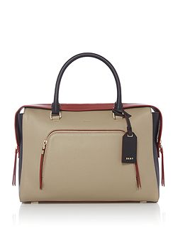 Greenwich large satchel bag