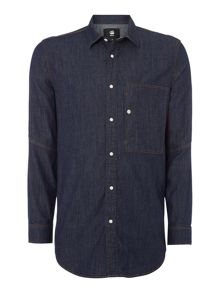 G-Star Stalt Denim Shirt