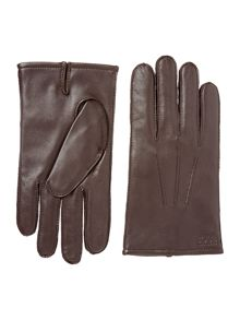 Hugo Boss Handy 2 Leather Gloves