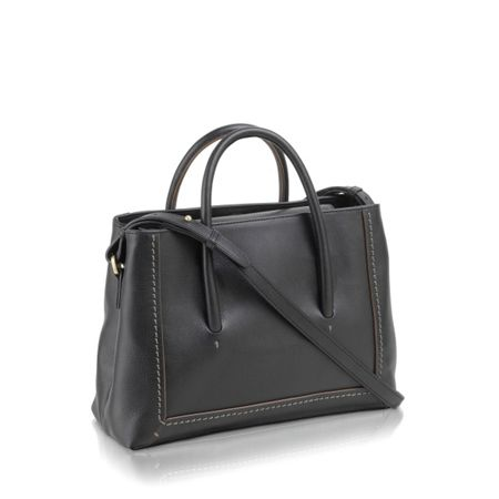 Radley Boundaries black medium multiway bag