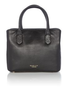 Radley Gainsborough black small multiway bag