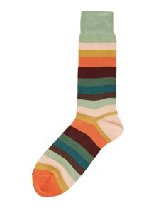Paul Smith London Mainline Multistripe Socks