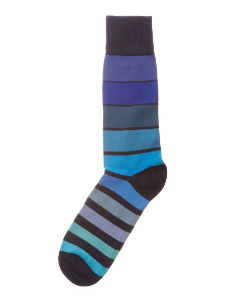 Paul Smith Graduated Block Socks
