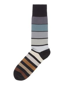 Paul Smith London Graduated Block Socks