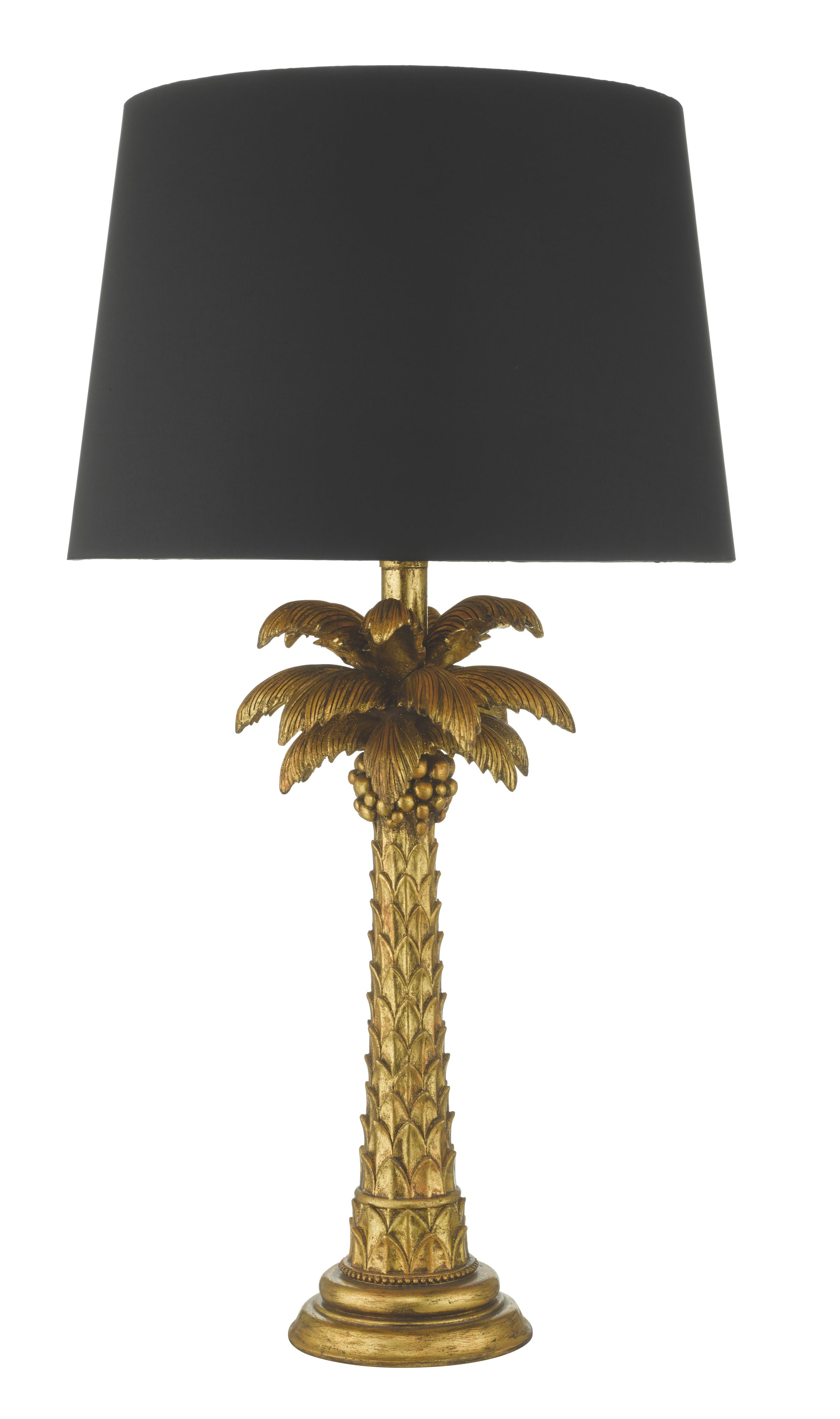 Biba Biba Paradise palm tree table lamp