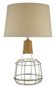 Linea Coast rope table lamp
