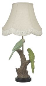 Linea Savannah Bird lamp