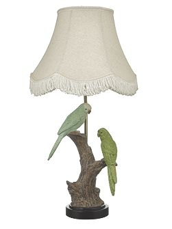 Savannah Bird lamp