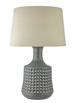 Ana ceramic retro lamp