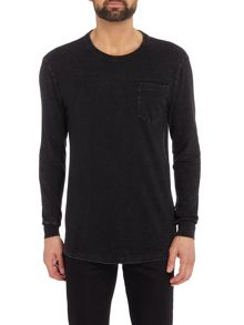 G-Star Refft pocket long sleeve t-shirt