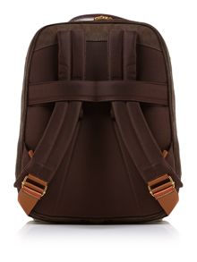 Brics Life olive backpack