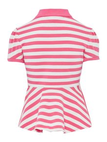 Polo Ralph Lauren Girls Polo Short Sleeve