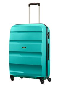 American Tourister Bon Air deep turquoise 4 wheel hard large case