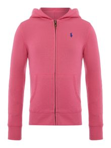 Polo Ralph Lauren Girls Sweat Top Hoodie