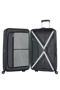 American Tourister Skytracer dark slate 4 wheel extra large case