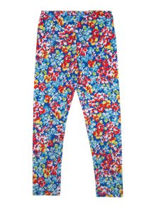 Polo Ralph Lauren Girls Floral Leggings