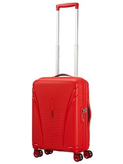 Skytracer formula red 4 wheel 55cm cabin case
