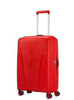 Skytracer formula red 4 wheel 68cm medium case