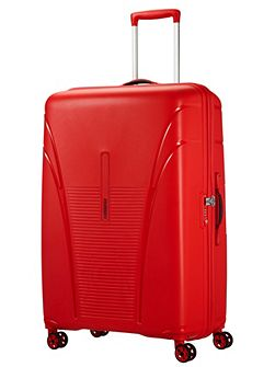 Skytracer formula red 4 wheel extra large case