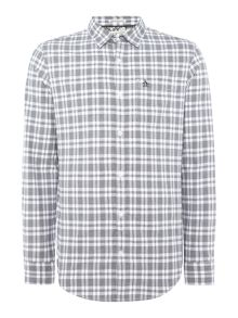 Original Penguin Plaid Long-Sleeve Shirt