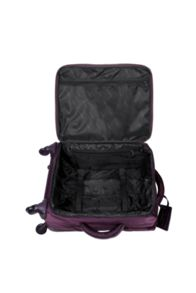 Lipault Original plume purple 4 wheel cabin case