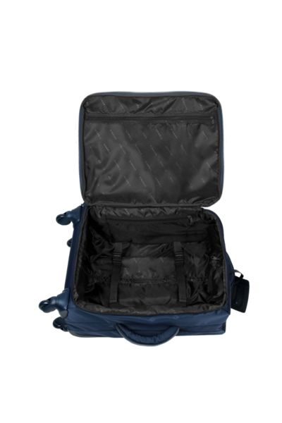 Lipault Original plume navy 4 wheel cabin suitcase
