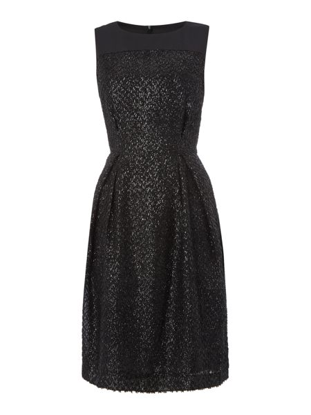 InWear Sleeveless sparkle shift dress