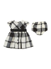 Polo Ralph Lauren Baby Girl Dress Tartan