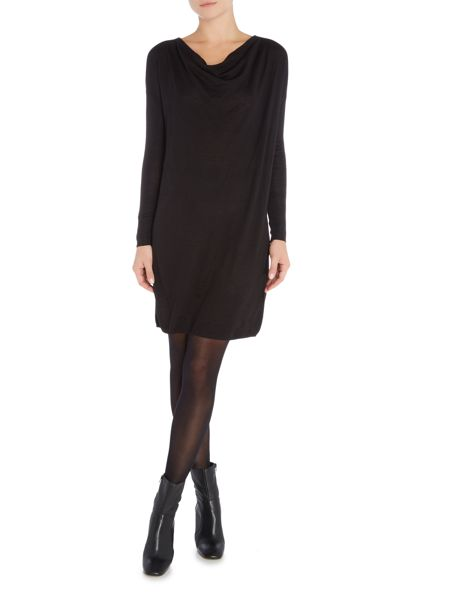 InWear Cowl neck jumper dress