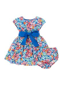 Polo Ralph Lauren Girls Dress Floral