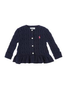 Polo Ralph Lauren Girls Knit long sleeve