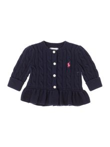 Polo Ralph Lauren Girl`s Knit long sleeve