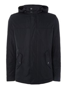 Barbour Tulloch hooded jacket